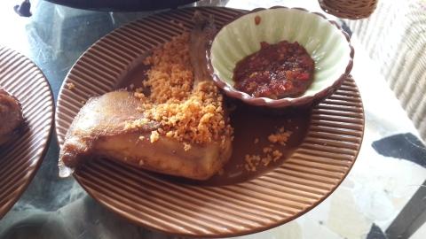 Ayam Goreng Wangi (Fried Chicken)