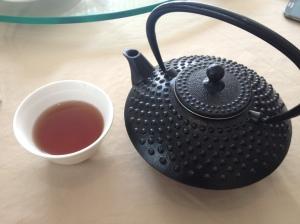Pu Er and Chrysanthemum Tea 普洱+菊花茶