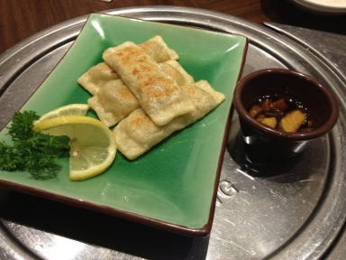 Fried Dumplings - 군만두