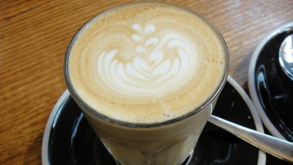 Cafe Latte ($4)
