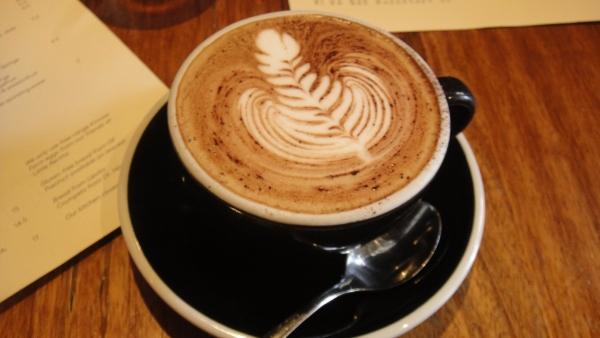 Cappuccino ($4)