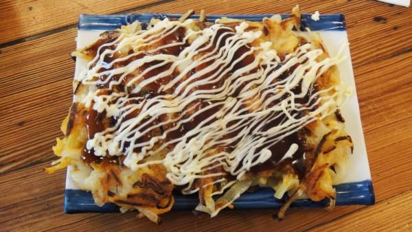 Okonomiyaki ($8.5)