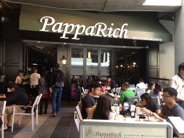 PappaRich QV