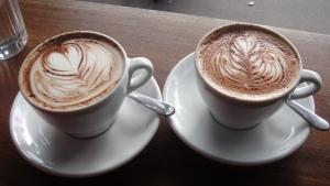 Dead Man Espresso - Mocha & Cappuccino