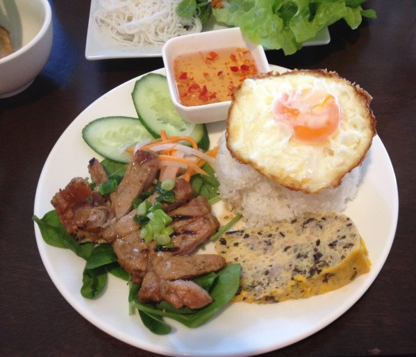 Vietnamese Broken Rice ($10.00)