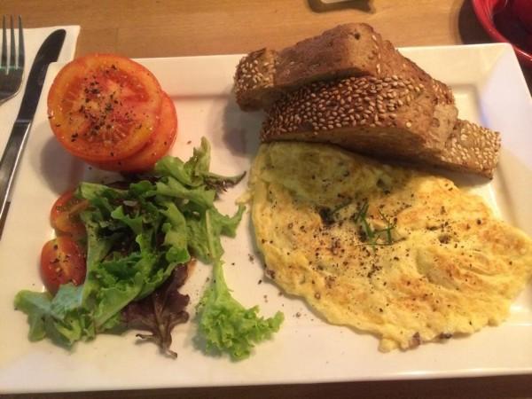 Omelette w/ 3 Fillings
