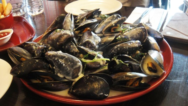 1kg of Fresh Mussels ($24.90)