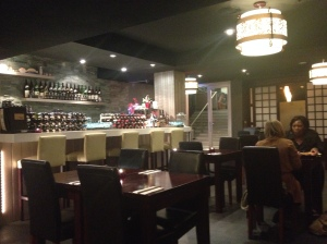 Sushi& Grill @York Street