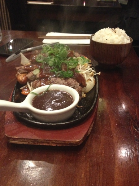 Grilled BBQ Beef ($14.50)