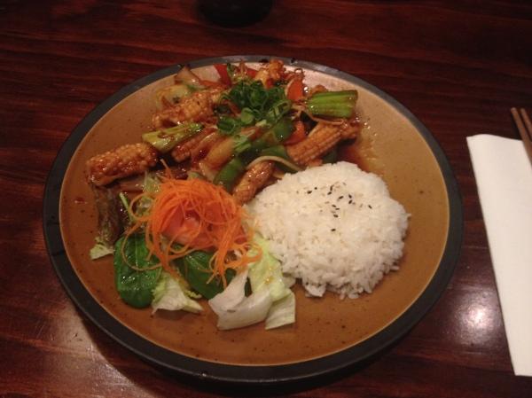 Chili Calamari ($15.50)