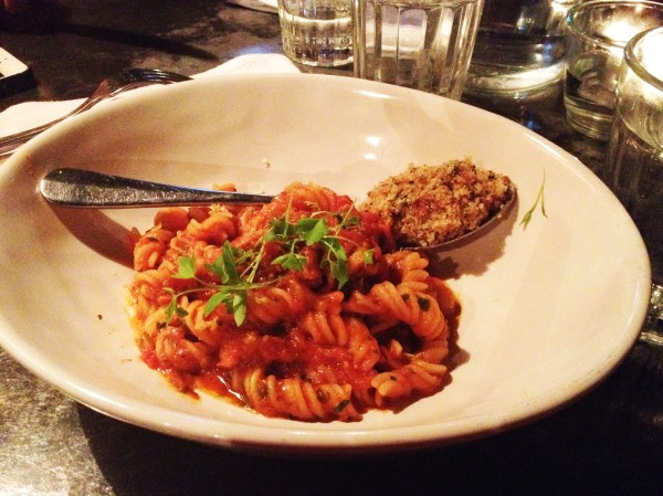 Jool's Favourite Sicilian Tuna Fusilli ($13.50)