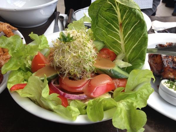 Mixed Salad ($17)