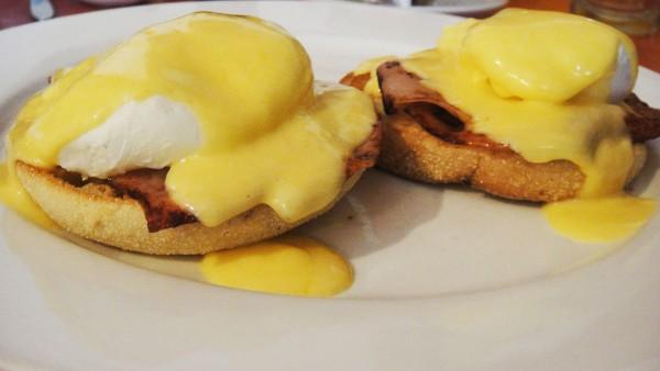 Eggs Benedict ($16)