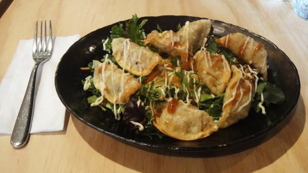 Crispy Dumpling - 8pcs ($6)
