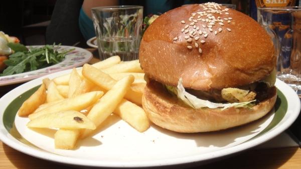 Wagyu Burger ($16.50)