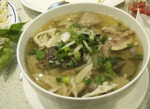 Special Beef and Chicken Combination Pho - Regular ($10)