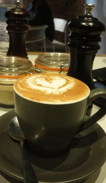 Chai Latte ($4)