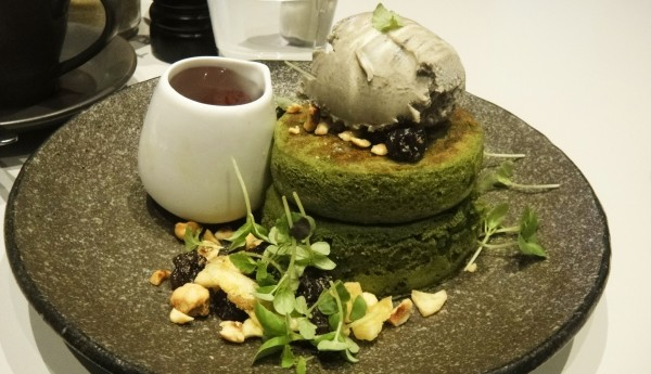 Matcha & White Chocolate ($15)