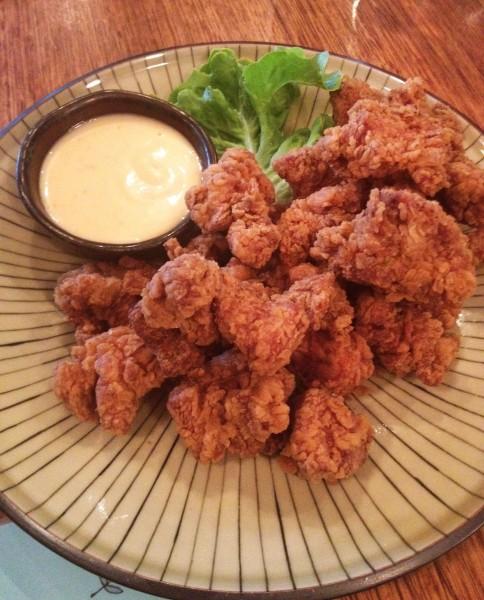 Mama Fried Chicken w/ Sweet Chili Mayo ($15)