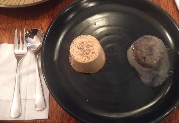 Earl Grey Tea Panacotta ($8)