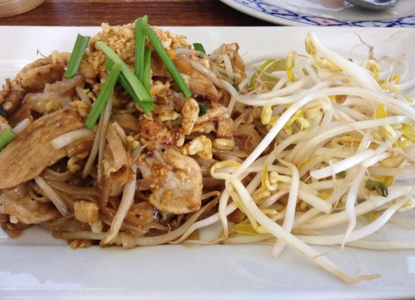 Pad Thai - Chicken ($13.90)