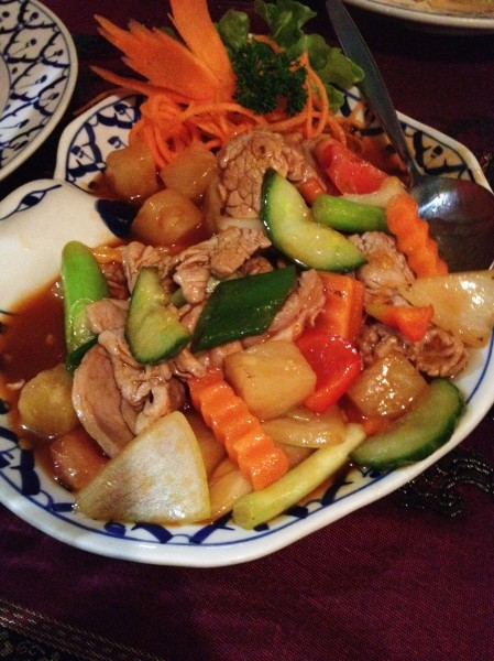 Sweet & Sour Pork ($24.90)