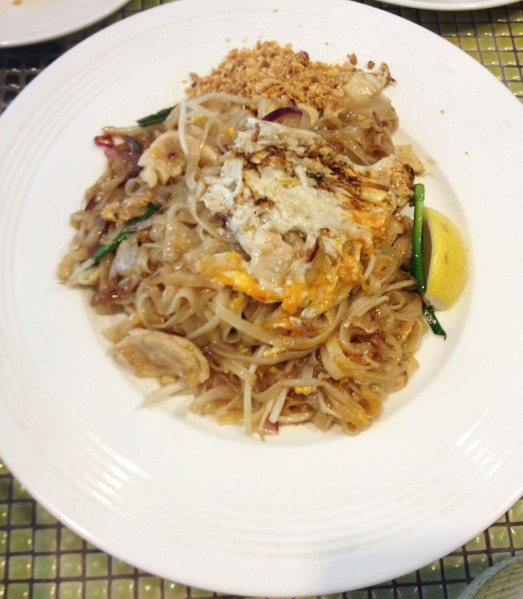 Pad Thai - Chicken ($14)
