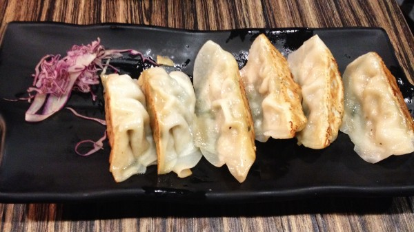 Pan Fried Gyoza - Chef's Special