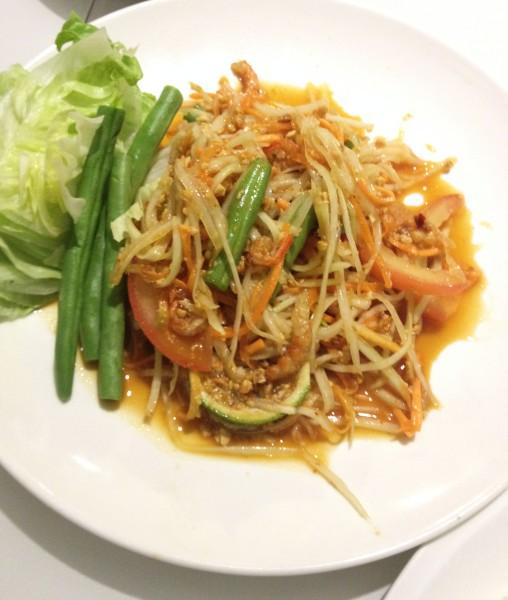 Som Tum Thai ($14)