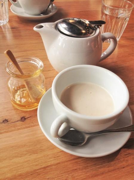 Chai Tea ($4)